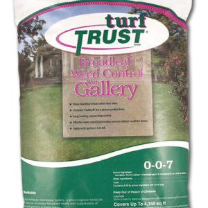 Turf Trust Brand Broadleaf Weed Control with Gallery